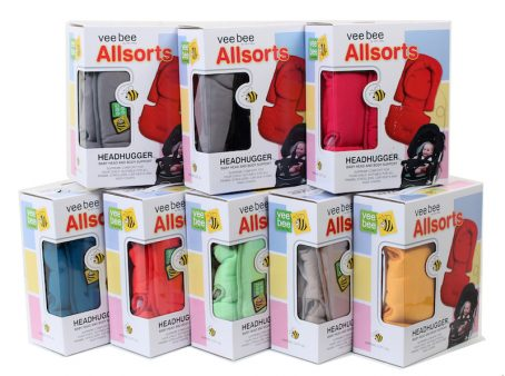 Allsorts Seatpads and Headhugger