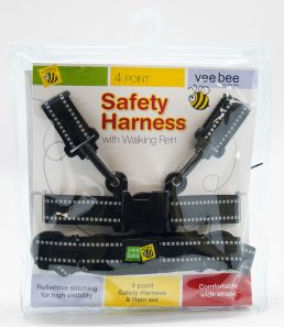 Child Safety Harness with Walking Rein