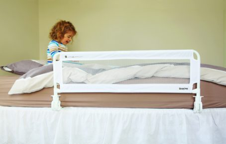 Bed Guard With child