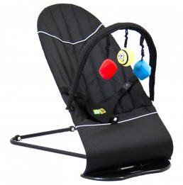 Baby Minder Bouncer with Toy Bar