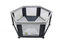 6 Sided Play Yard Set (Mat included)