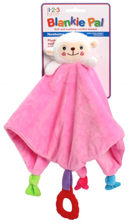 Blankie Pal - Lamb Pink
