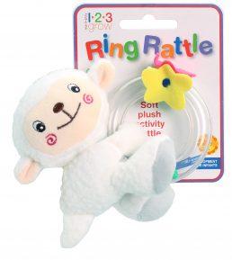 Ring Rattle – Lamb