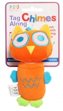 Tag Along Chimes – Owl