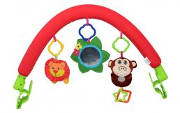 Clip on Activity Arch – Red