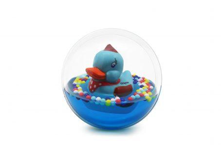 Blue Water Ball DUck
