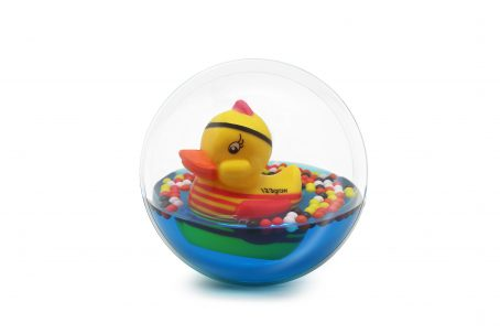 Pirate waterball duck
