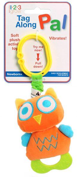 Tag Along Pals – Owl
