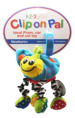 Clip on Pal – Small Bug